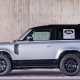 Land Rover Defender 90 D300 X-Dynamic S linke Seite
