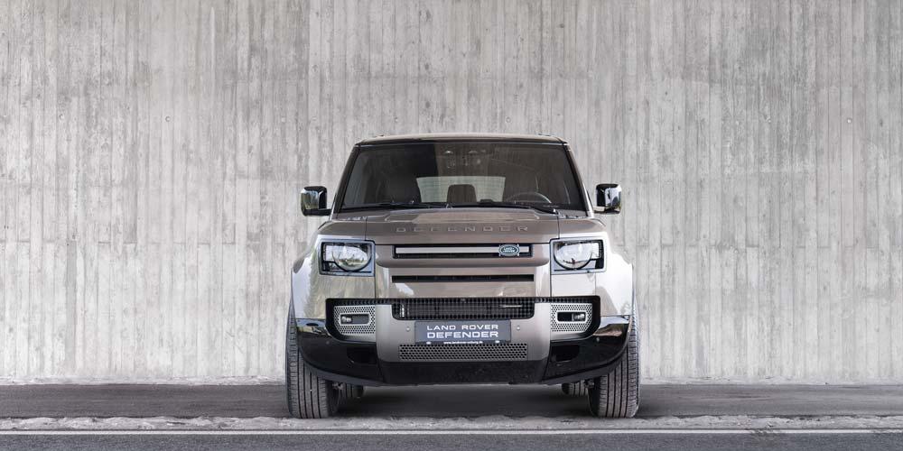 Defender 110 D300 X-Dynamic SE Front