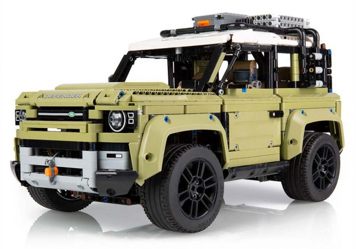 Defender Lego Technik Bausatz