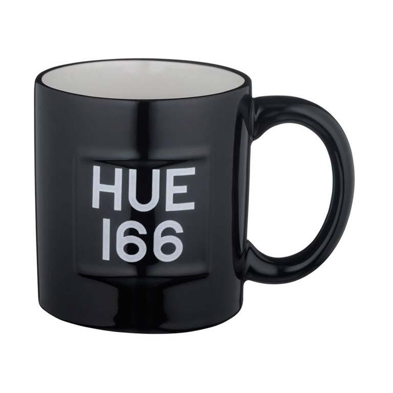 Tasse HUE 166 schwarz