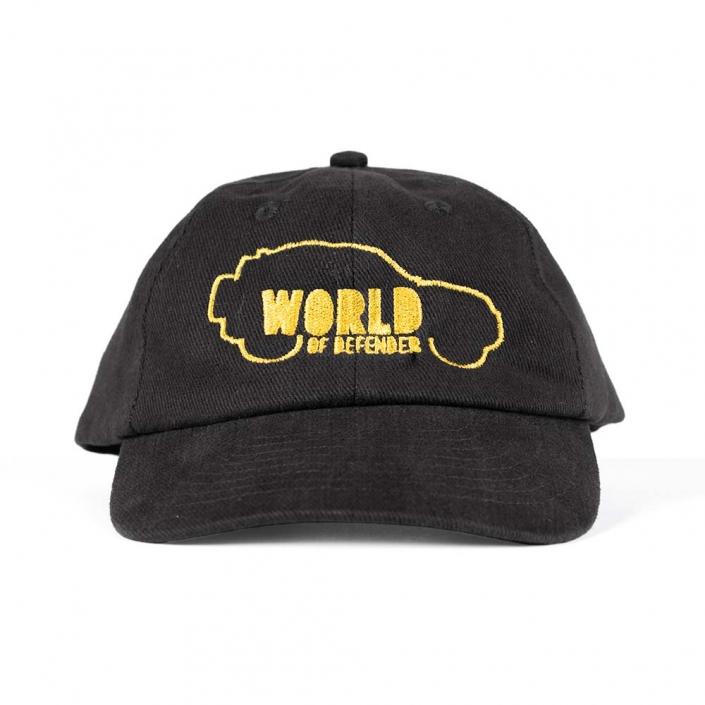 World of Defender Cap Titelbild