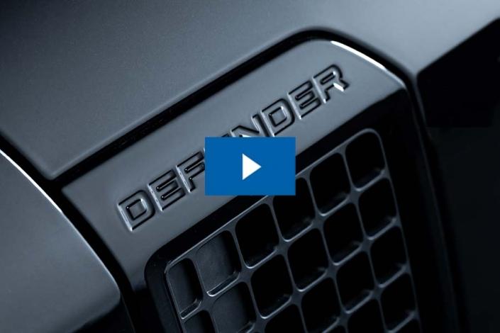 Link zum Video über den Defender V8